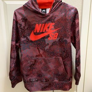 Boys Large Nike Hoodie! Excellent condition!